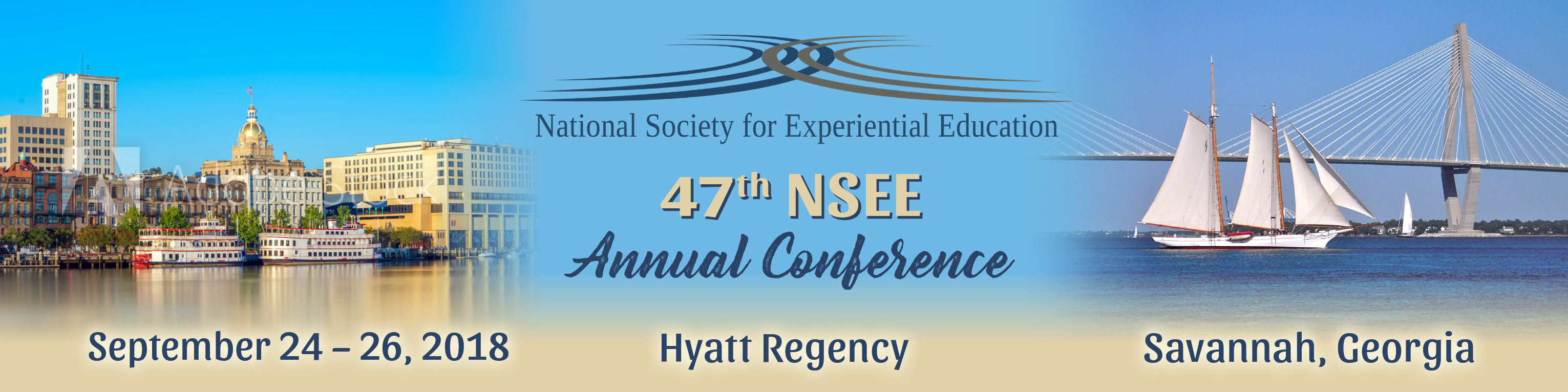 NSEE 2018 Conference Banner